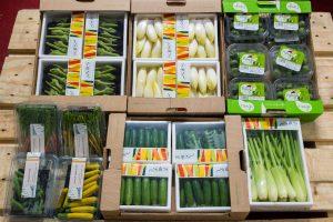 comprar mini verduras